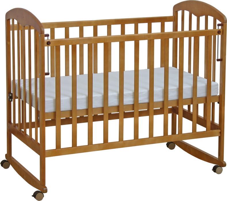 Детская кроватка Фея 323 Медовый