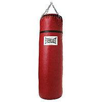 Боксерская груша Everlast кожа 100см, фото 1