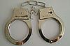Металлические наручники., фото 2
