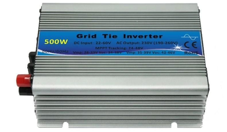 2016 новый продукт grid tie Солнечной Инвертер 500 Вт