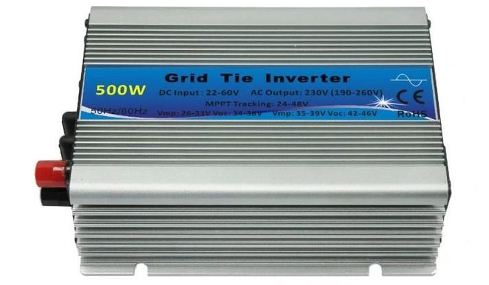 2016 новый продукт grid tie Солнечной Инвертер 500 Вт, фото 2