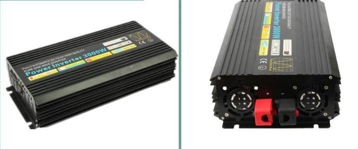 Постоянного тока в переменный ток 3000 Вт на сетке галстук инвертора 3000 Вт, фото 2