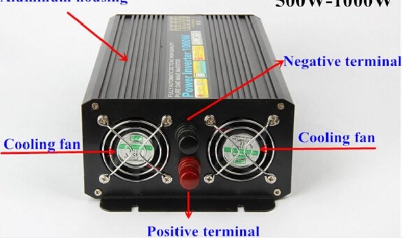 Солнечный инвертор галстук сетки 500 Вт микро-инвертор 500 Вт