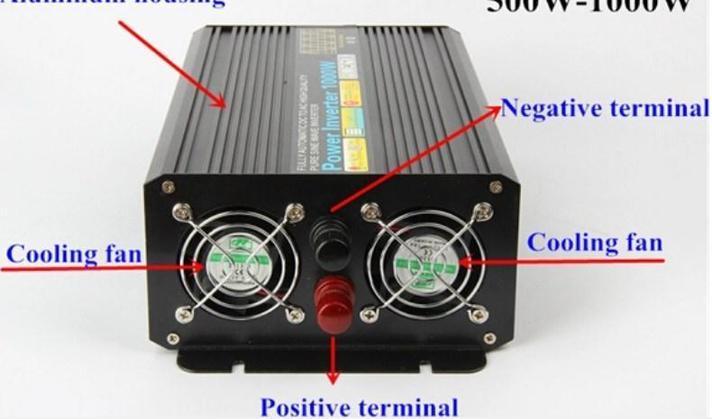 Солнечный инвертор галстук сетки 500 Вт микро-инвертор 500 Вт, фото 2