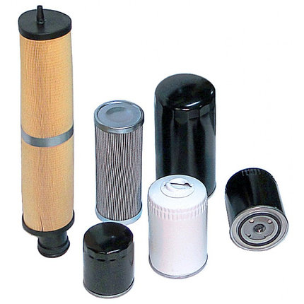 Масляно-воздушный сепаратор для компрессора SOGFD 75, фото 2