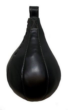 """Груша боксерская натуральная кожа """"Капля"""""""