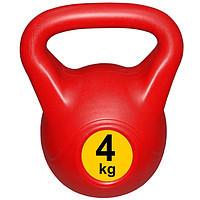 Гиря 4 кг Россия