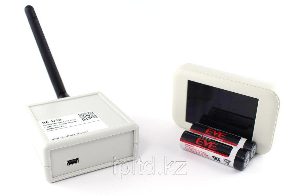 Беспроводной счетчик посетителей с передачей через USB модель RC-USB