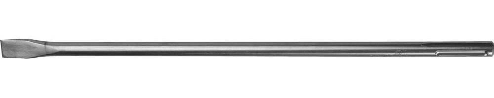 Зубило плоское SDS-max ЗУБР 25 x 600 мм
