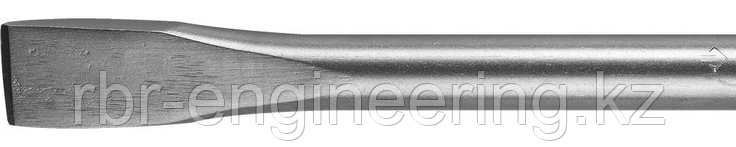 Зубило плоское SDS-max ЗУБР 25 x 600 мм, фото 2