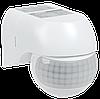 Датчик движения ДД 015 белый 800Вт 180гр 12м IP44 IEK