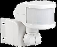 Датчик движения ДД 018В белый, макс. нагрузка 1100Вт, угол обзора 270град., дальность 12м, IP44, ИЭК