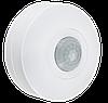 Датчик движения ДД 025 белый, 1200Вт, 360 гр.,6М,IP20,IEK