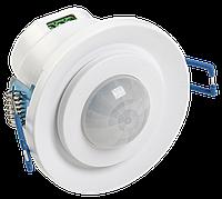 Датчик движения ДД 401 белый 800Вт 360гр 8м IP20 IEK