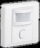 Датчик движения ДД 029 белый, макс. нагрузка 600Вт, угол обзора 120град., дальность 9м, IP20, ИЭК