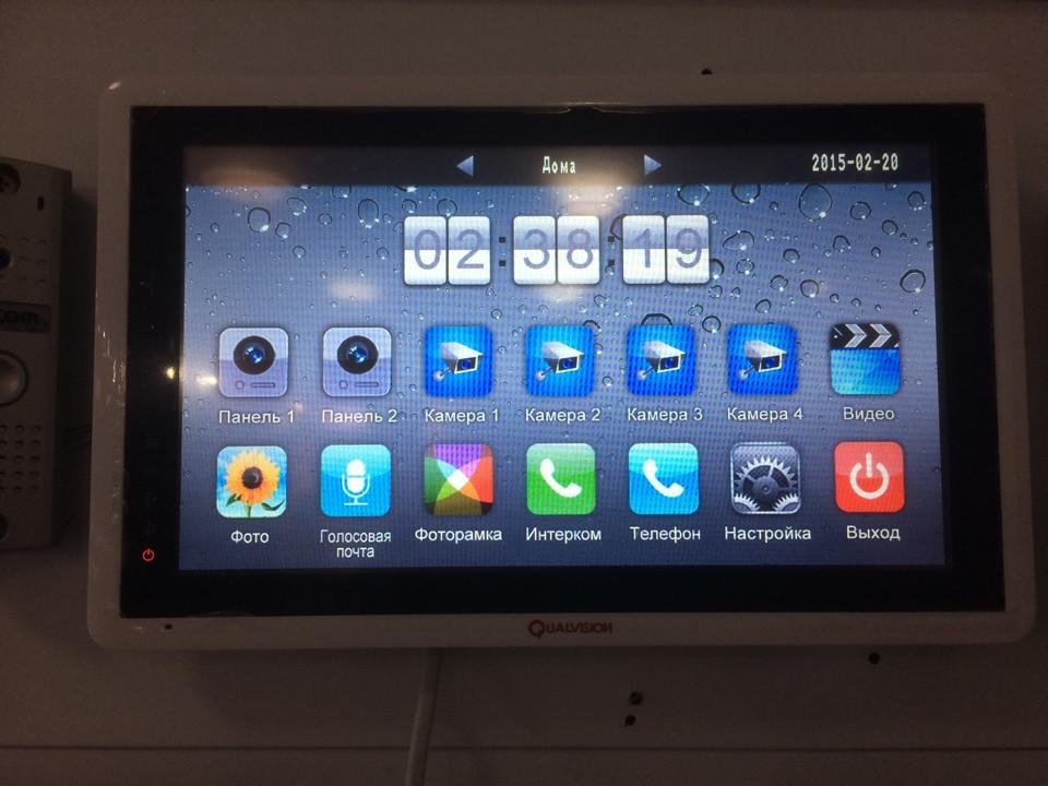 Видеодомофон QV-IDS4A04