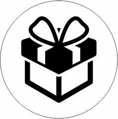 """Штамп для сургуча """"Подарок"""""""