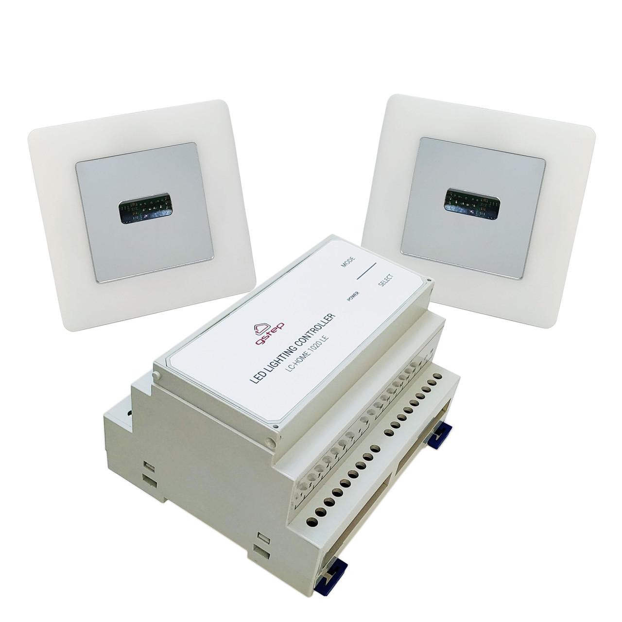 Система автоматической подсветки лестницы Gstep LC-HOME 1020 LE