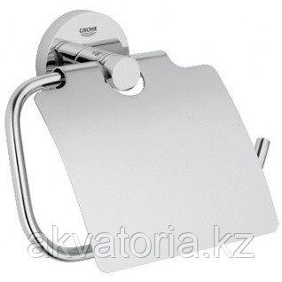40367001 Держатель рулона туалетной бумаги с крышкой Esentia