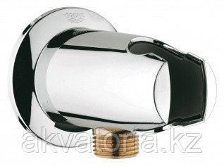 28406000 Подключение для душевого шланга с держателем