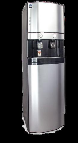 Диспенсер с системой очистки воды Purify Dispenser 5ST-KSS07 Grey (подключение к водопроводу), фото 2