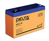 Аккумуляторные батареи Delta серии DT
