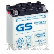 Аккумулятор GS Yuasa CB12AL-A2 (+acidpack, в комплекте с электролитом)