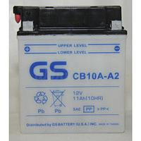 Аккумулятор GS Yuasa CB10A-A2 new