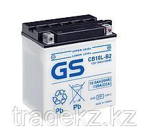 Аккумулятор GS Yuasa CB10L-B2 new (+acidpack, электролит в комплекте)
