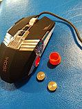 Игровая компьютерная мышка IHOST X8, 2400 DPI, 3D с утяжелителем, фото 3