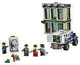 """Конструктор BELA 10659 """"Ограбление на бульдозере"""" аналог лего Lego 60140 City 591 деталей, фото 3"""