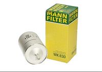 Топливный фильтр  mann WK 830
