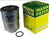 Топливный фильтр  mann 828 x