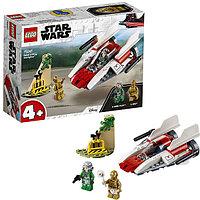 Lego Star Wars 75247 Конструктор Лего Звездные Войны Звёздный истребитель типа А, фото 1
