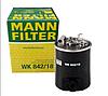 Топливный фильтр  mann 842/18