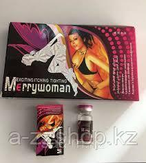 Женский возбудитель  «Merry Woman» 9 шт (10мл)