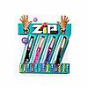 SPIN MASTER Аксессуар игровой Zip Bandz Mолния-браслет 4 шт.