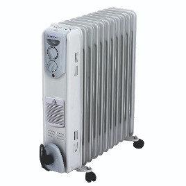 """Масляный радиатор с вентилятором """"ALMACOM"""" ORF-09H"""