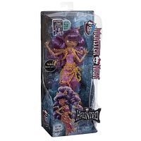 Кукла Монстер Хай Клодин Вульф, Monster High Haunted Getting Ghostly Clawdeen Wolf, фото 1