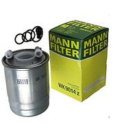 Топливный фильтр  mann 9014 z