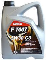 Моторное масло ARECA 5W-30 F7007 504/507 5литров