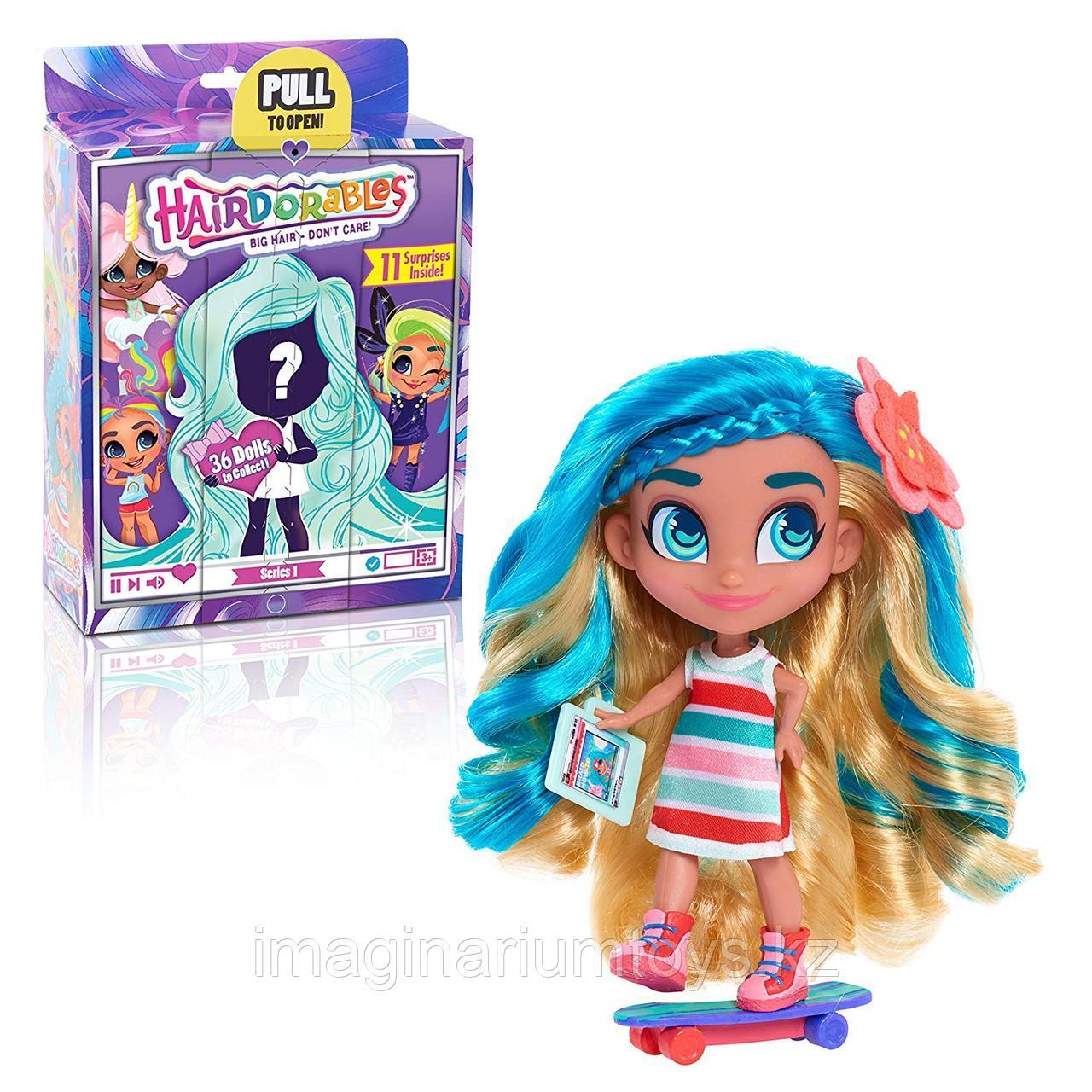 Кукла Hairdorables Хэрдораблс 1 серия