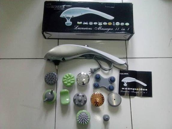 Массажер 11 в 1 Luxurious massager, фото 2