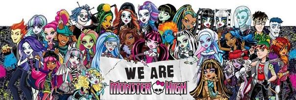 Play sets dolls monster high / набора кукол и аксессуаров