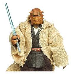 """Hasbro Star Wars """"Звездные войны: Атака клонов"""" Винтажная фигурка Джедай Фай-Эк Сирч"""