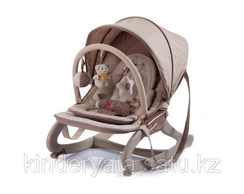 Кресло-качалка Mamalove коричневый
