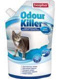 Beaphar Odour Killer For Cats Уничтожитель запаха для кошачьих туалетов 400 г, фото 1