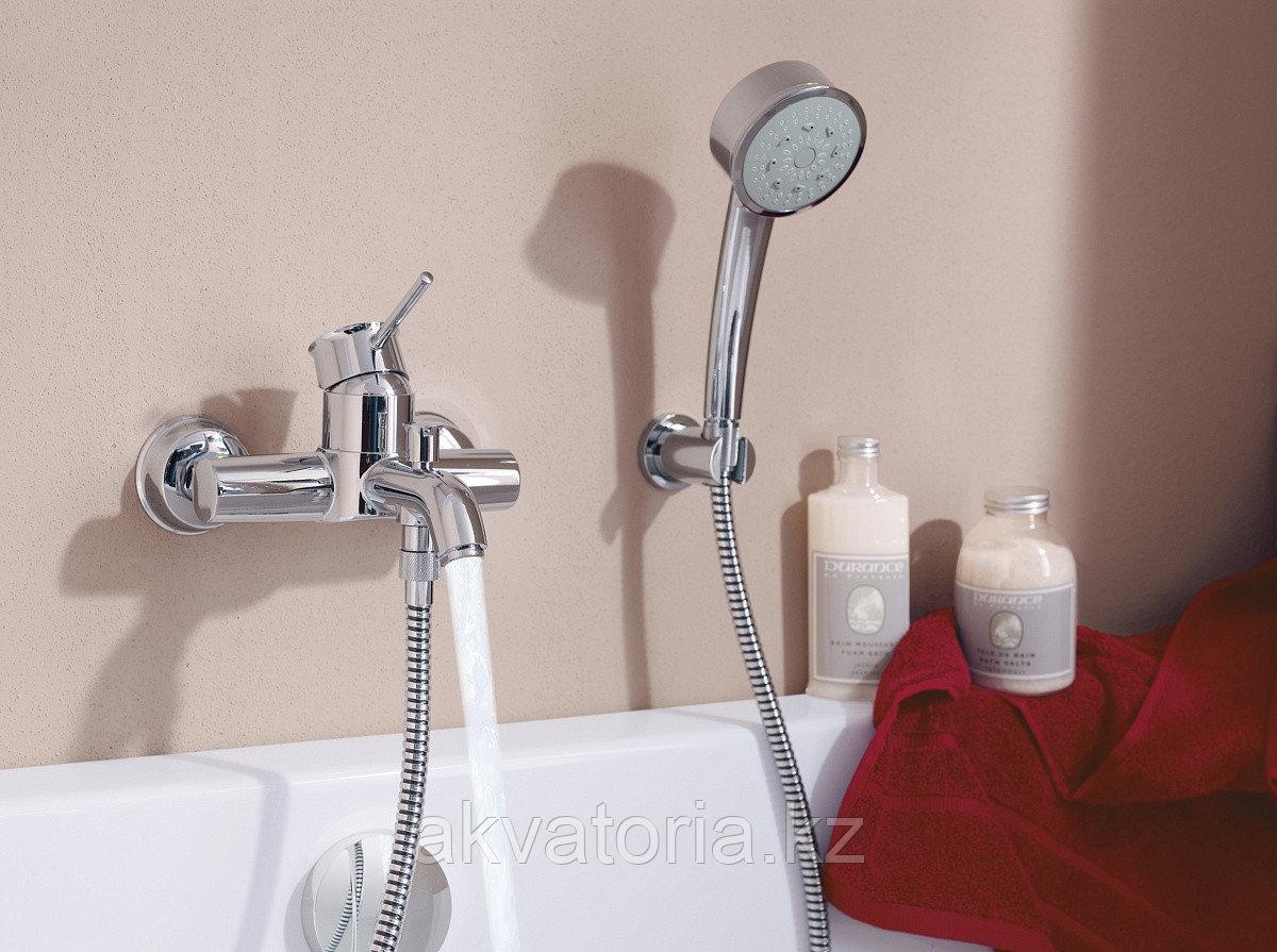 32865000 BauClassic Смеситель для ванны
