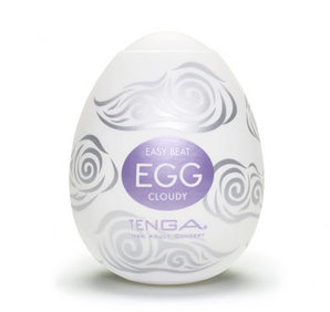 """Мастурбатор """"Tenga Egg Cloudy"""", ОРИГИНАЛ"""