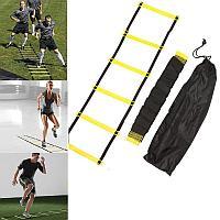 Лестницы для футбольной тренировки 10м, фото 1